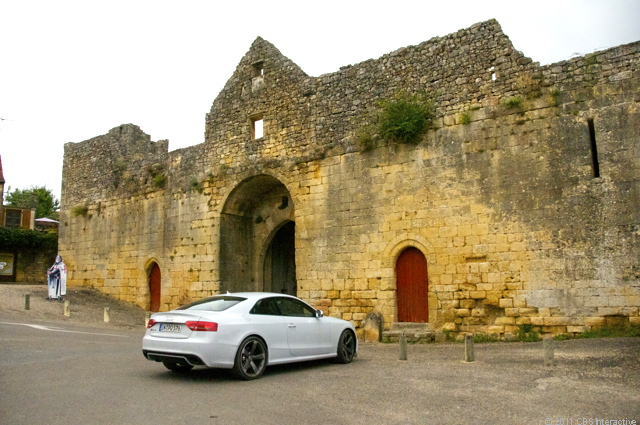 RS 5 and Templar gate