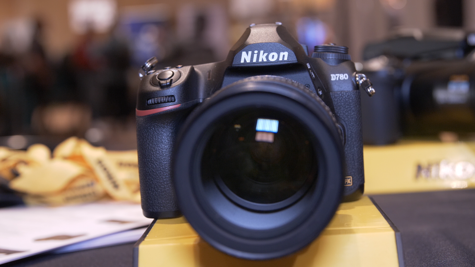 Video: First look: Nikon 780 packs mirrorless features into a DSLR body
