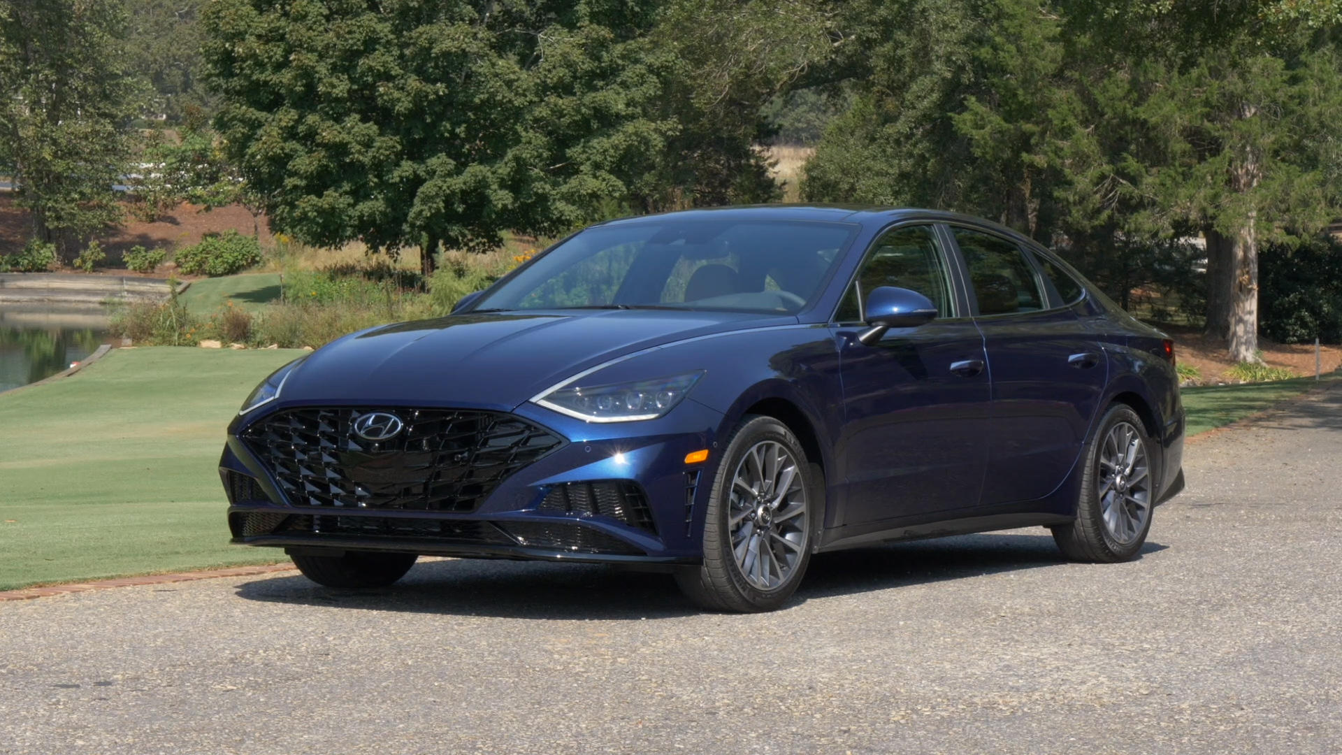 Video: Five things you need to know about the 2020 Hyundai Sonata