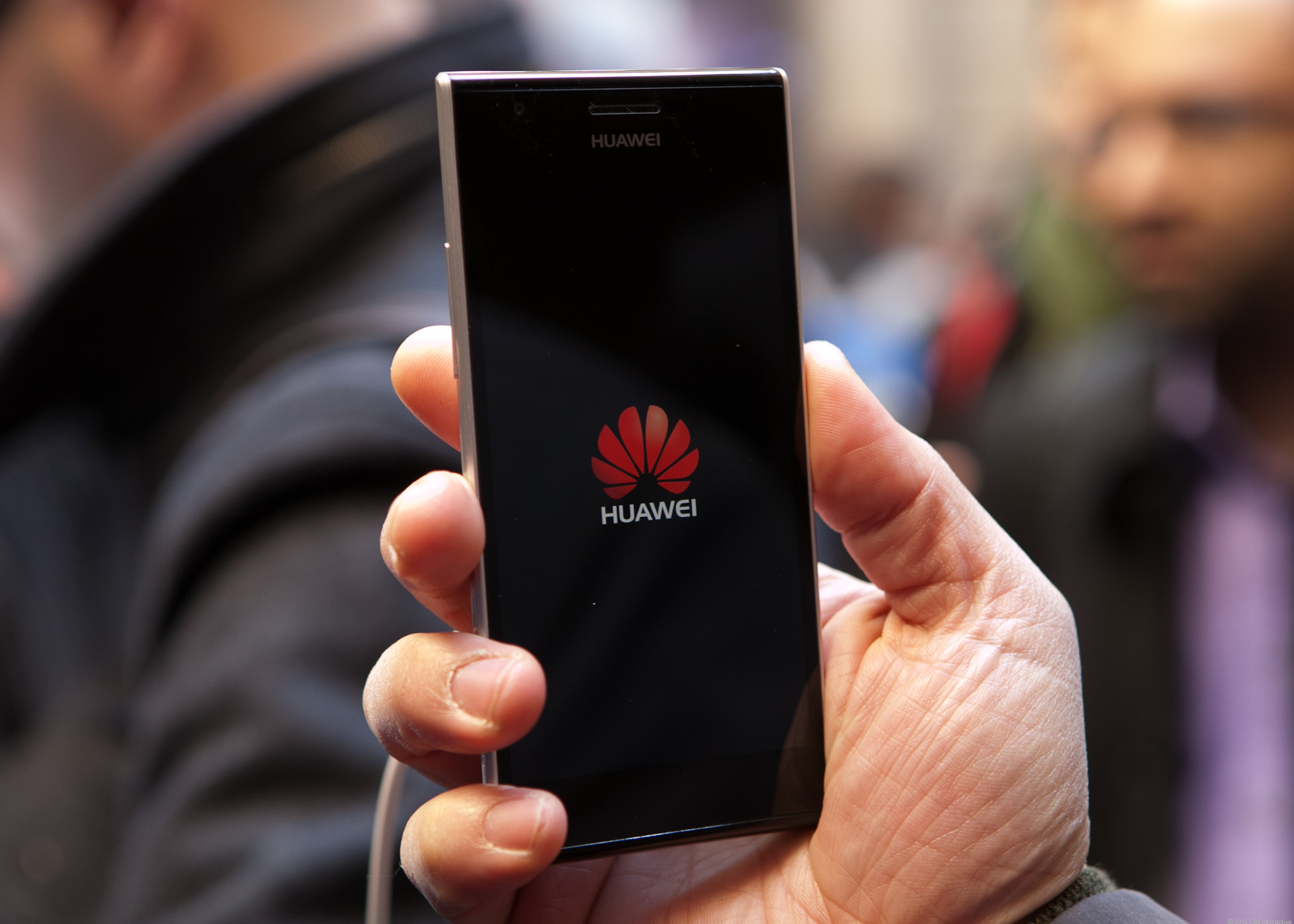 Huawei's Ascend P2