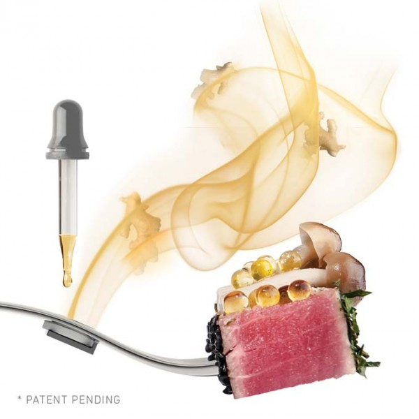 The Molecule-R Aromafork gives eaters a new way to experience meals.