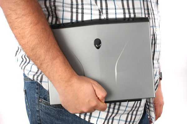 Alienware M11x hands-on (photos)
