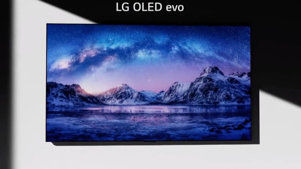 Video: LG introduces OLED TV with new UI at CES 2021