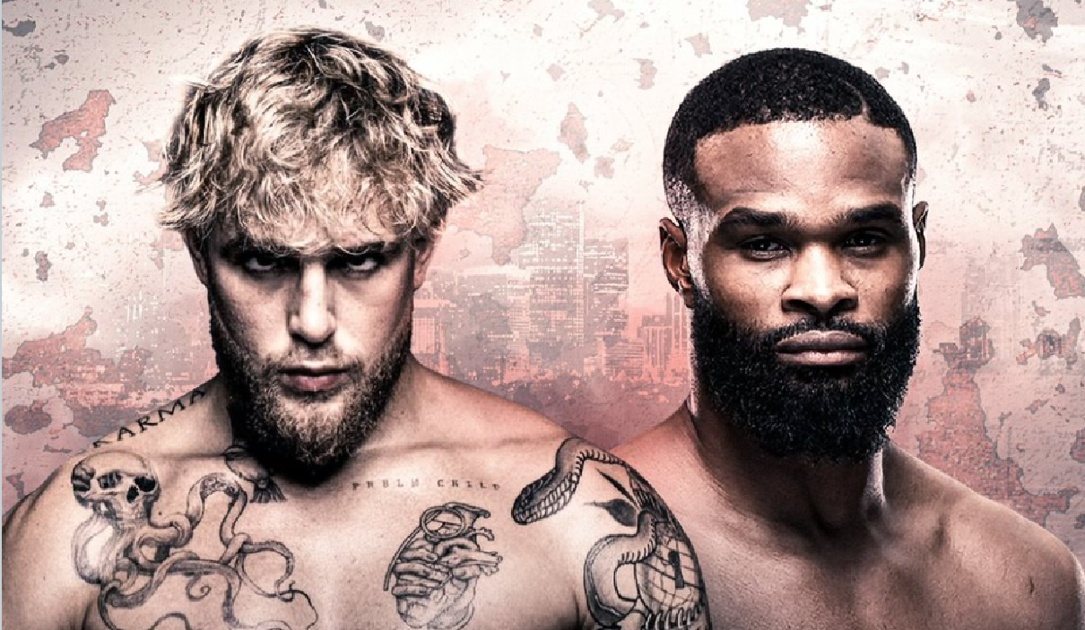 Jake Paul vs. Tyron Woodley: Start time, how to watch and press conference details - CNET