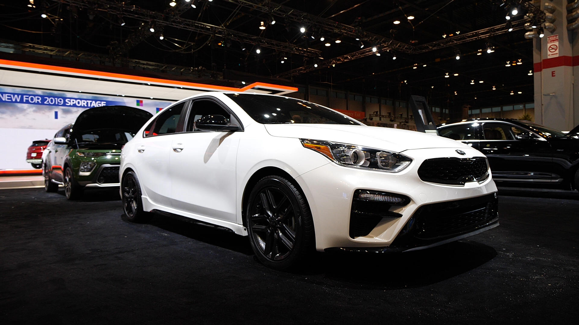 Video: 2020 Kia Forte GT-Line focuses on the bark, not the bite