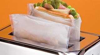 The NoStick Toast It Toaster Bags