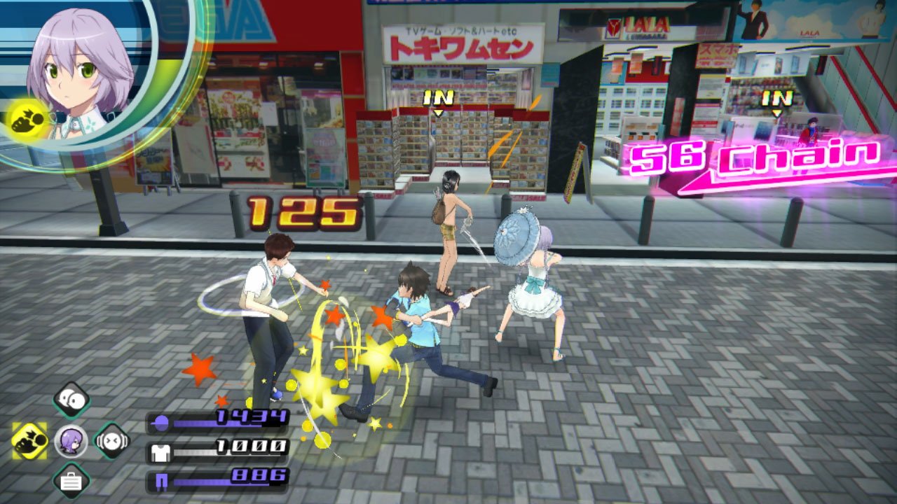 Akiba's Trip: Undead and Undressed