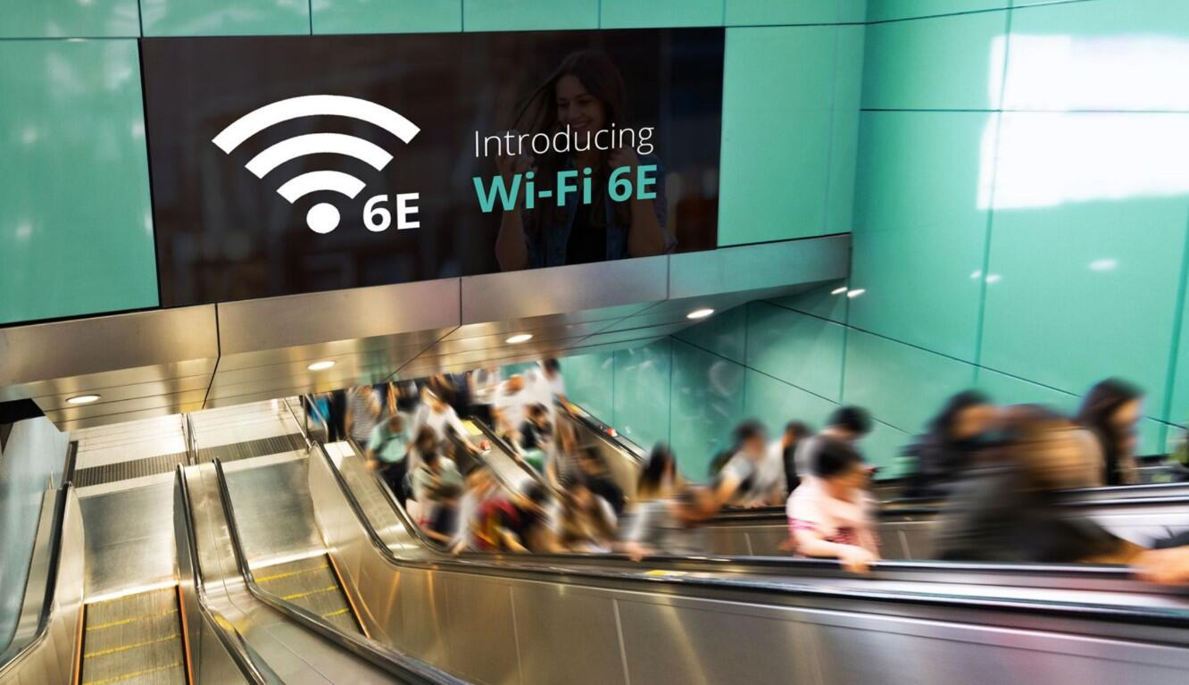 But first, a quick word on Wi-Fi 6E