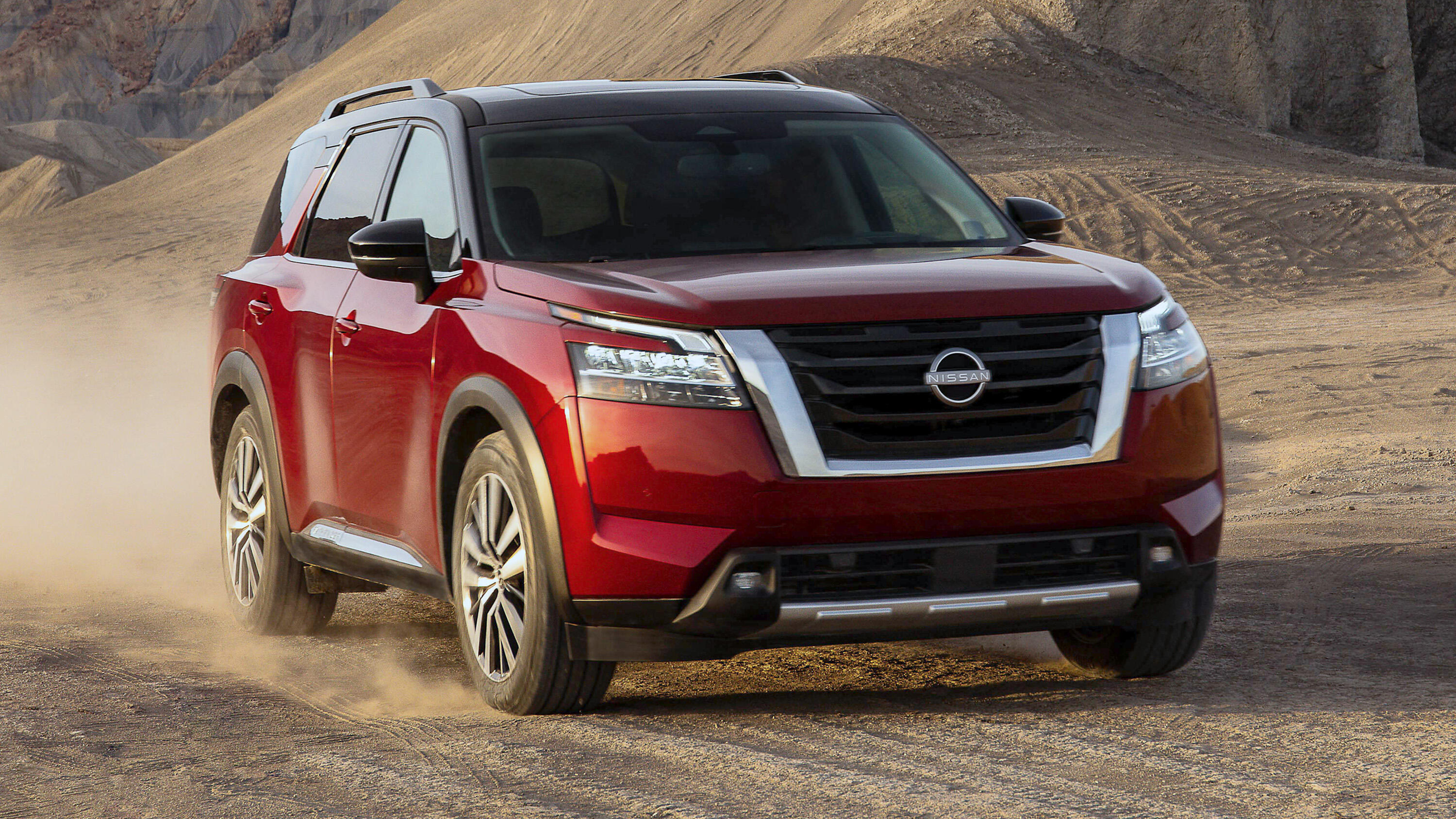 Video: Nissan Pathfinder gets better looks and tech for 2022