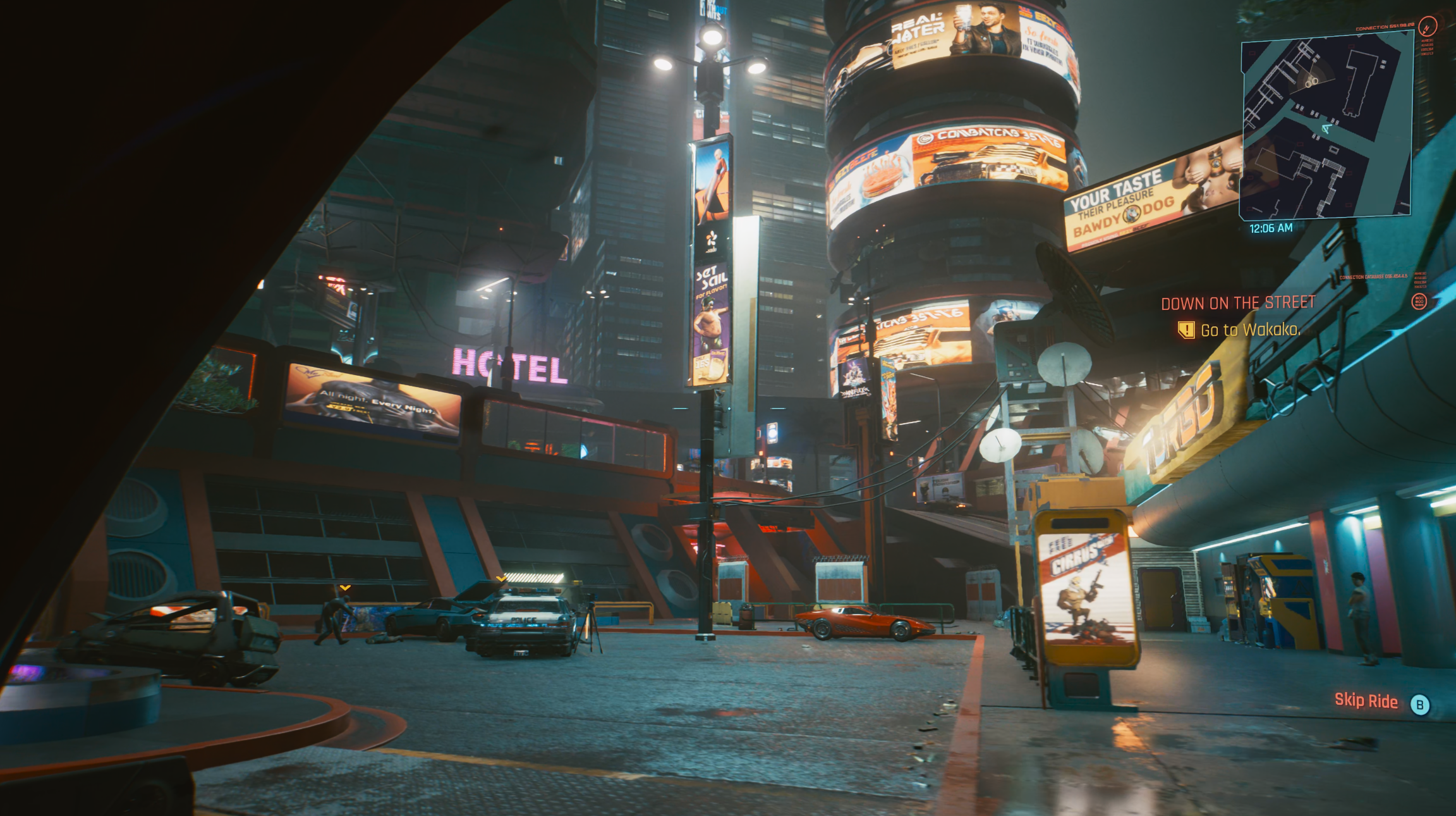 Video: Cyberpunk 2077 has its glitches, but still worth playing