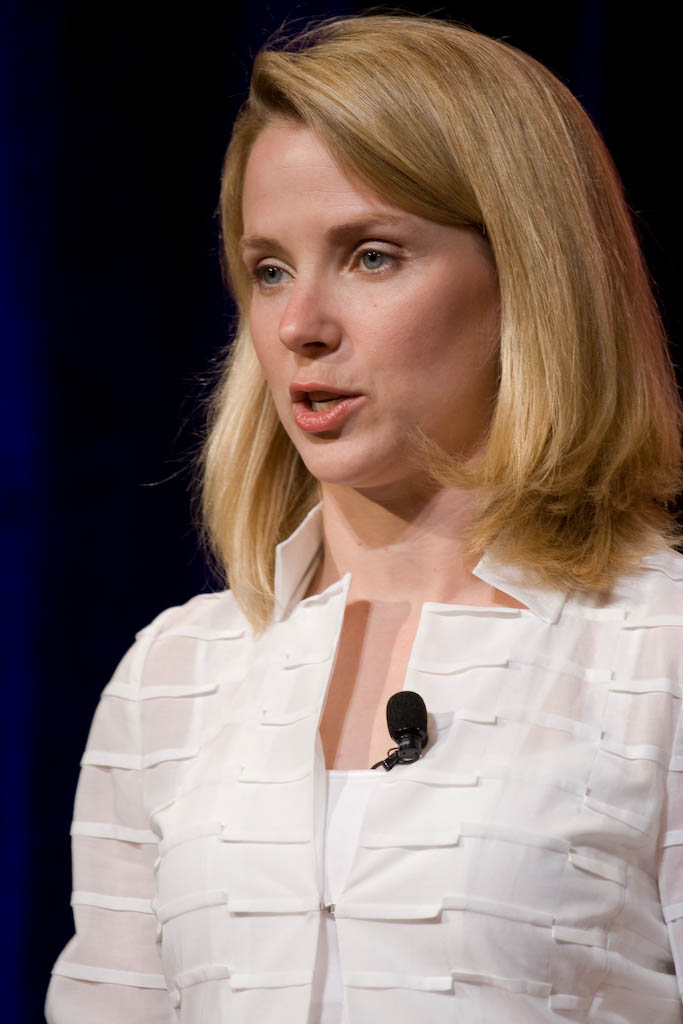 Marissa Mayer, Google's vice president of search and user experience