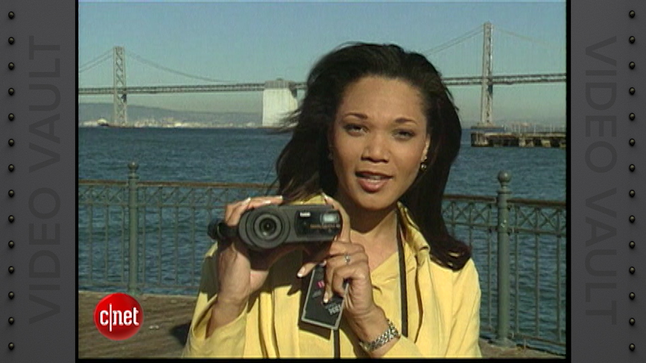 Video: Travel back 20 years, when digital cameras were the hottest new technology