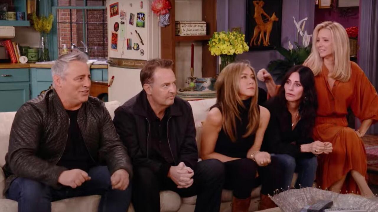 Friends: The Reunion on HBO Max. When it airs, how to watch, guest stars -  CNET
