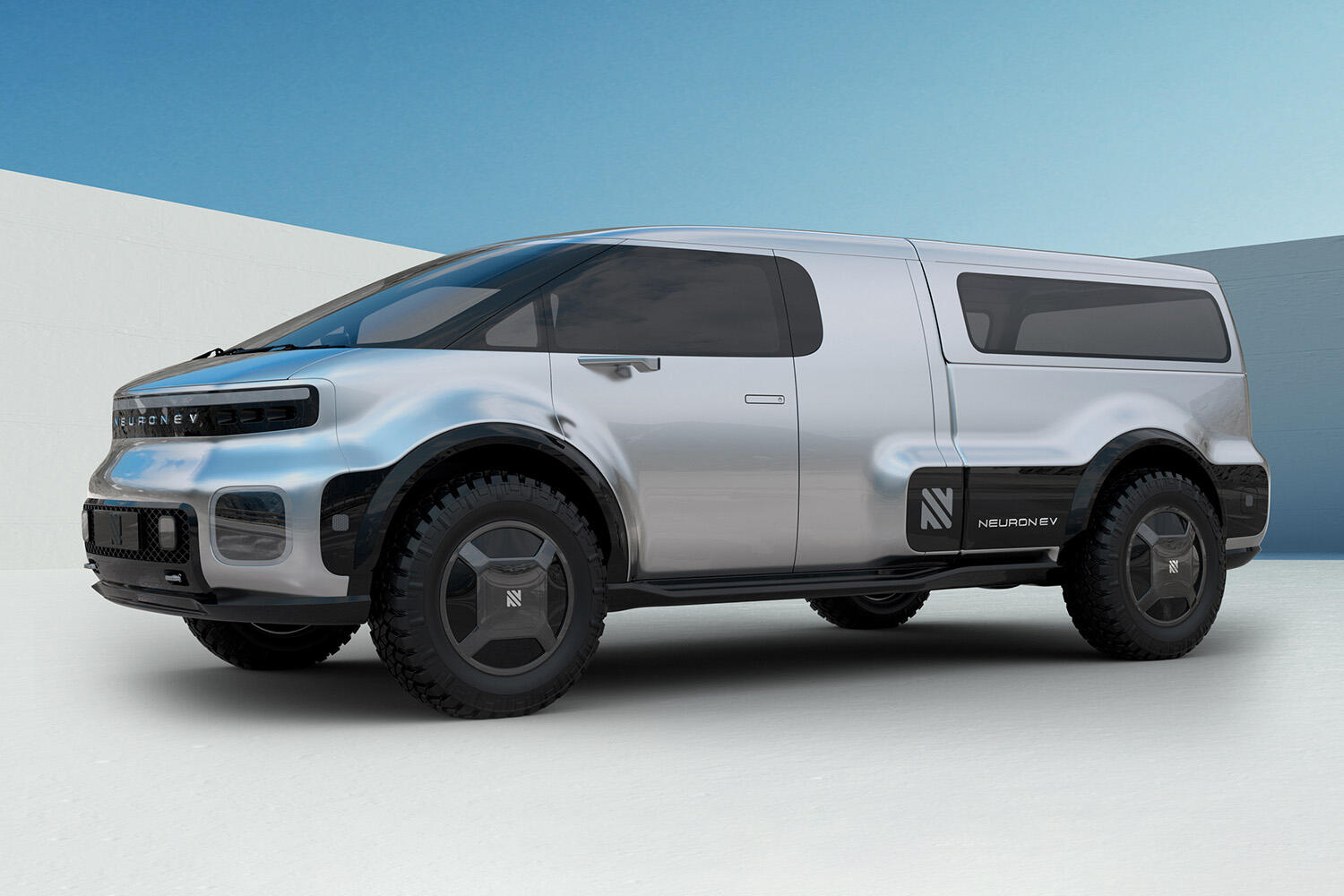 Neuron T/One electric utility vehicle