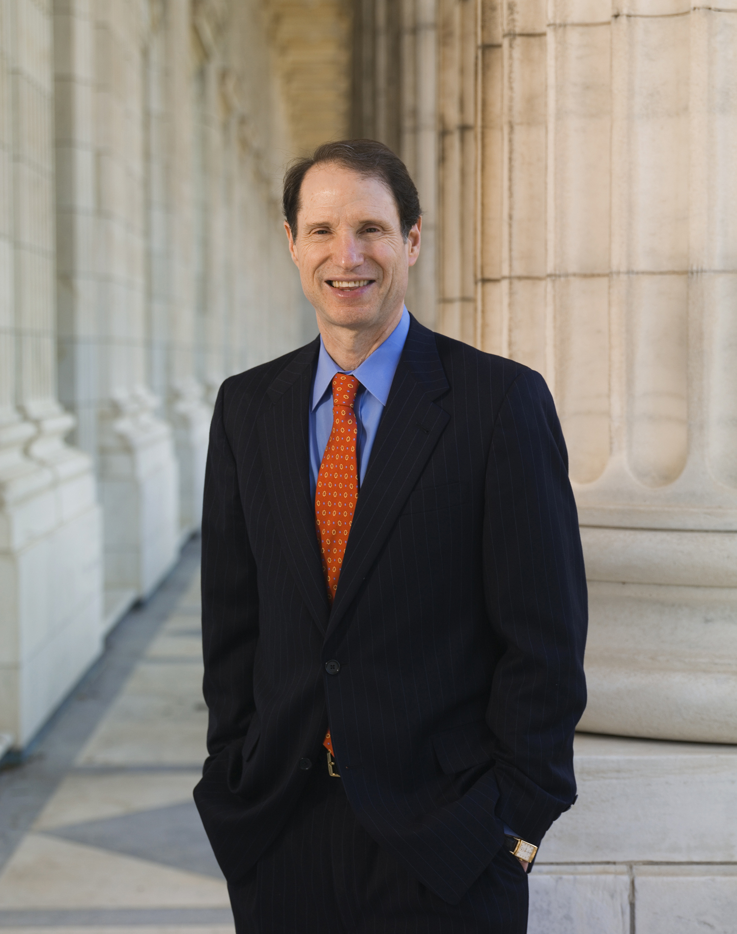 Sen. Ron Wyden, an Oregon Democrat and longtime foe of certain Internet sales and access taxes.