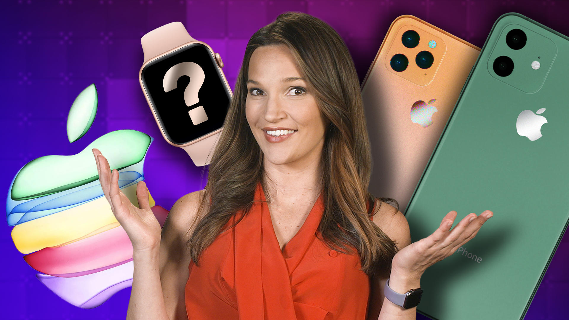 Video: New iPhones, Apple Watch and more: Apple's September event preview