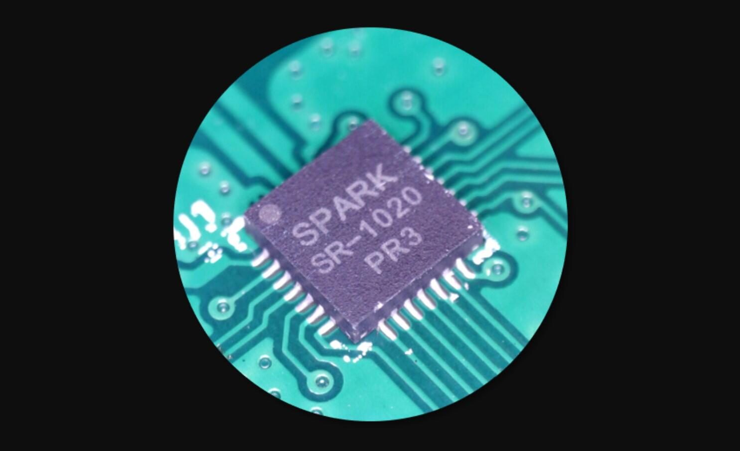 Spark Microsystems UWB chip