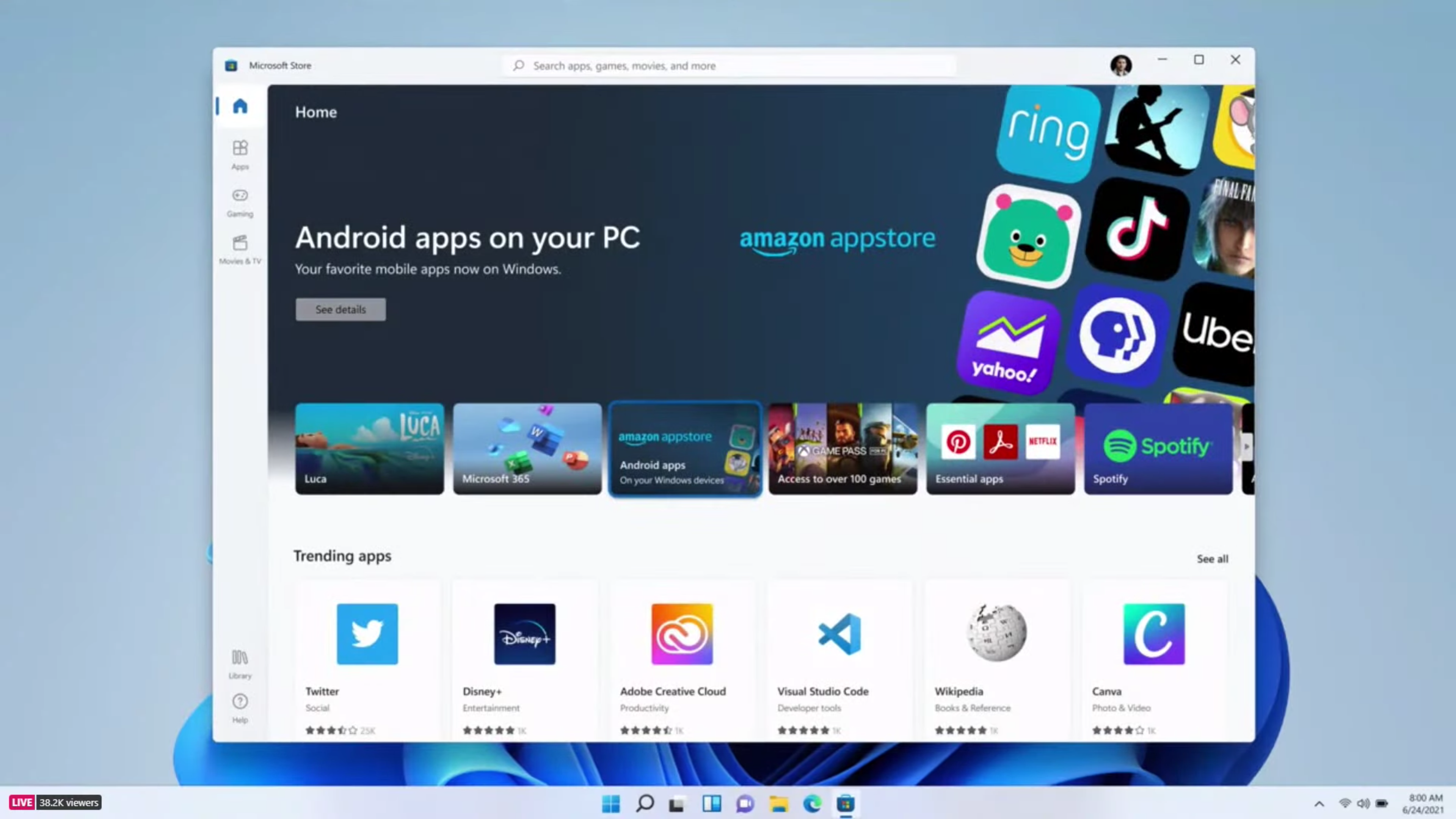 Android apps and Windows 11: Here's what you should know - CNET