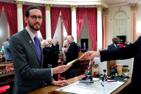 California state Sen. Scott Wiener