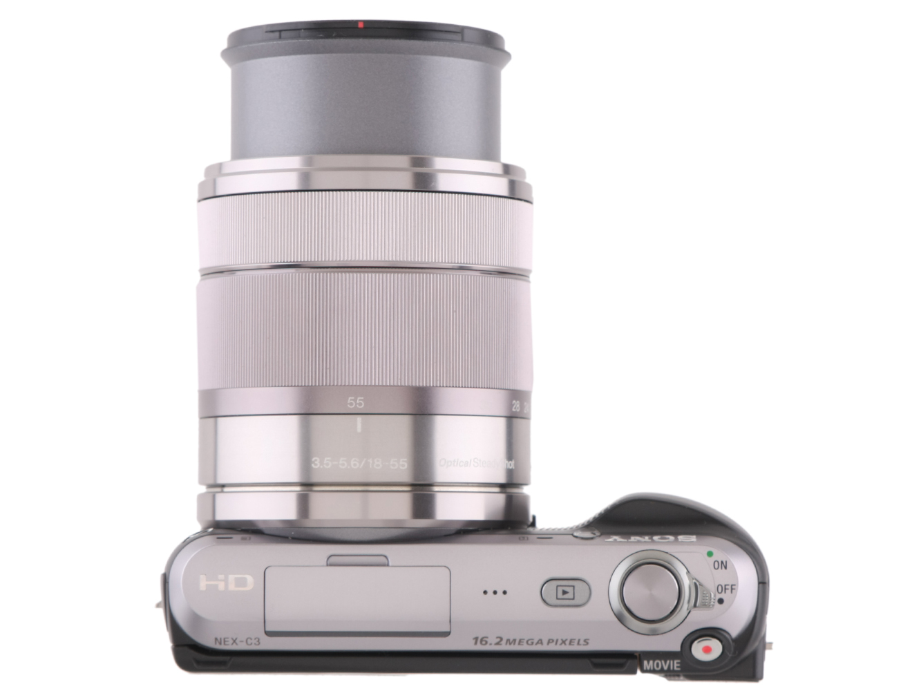 Sony's NEX-C3 is among the cameras supported by Lightroom 3.5, now a release candidate.