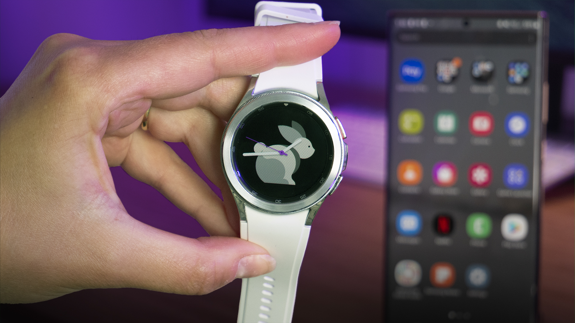 Video: Set up the Galaxy Watch 4 with your phone