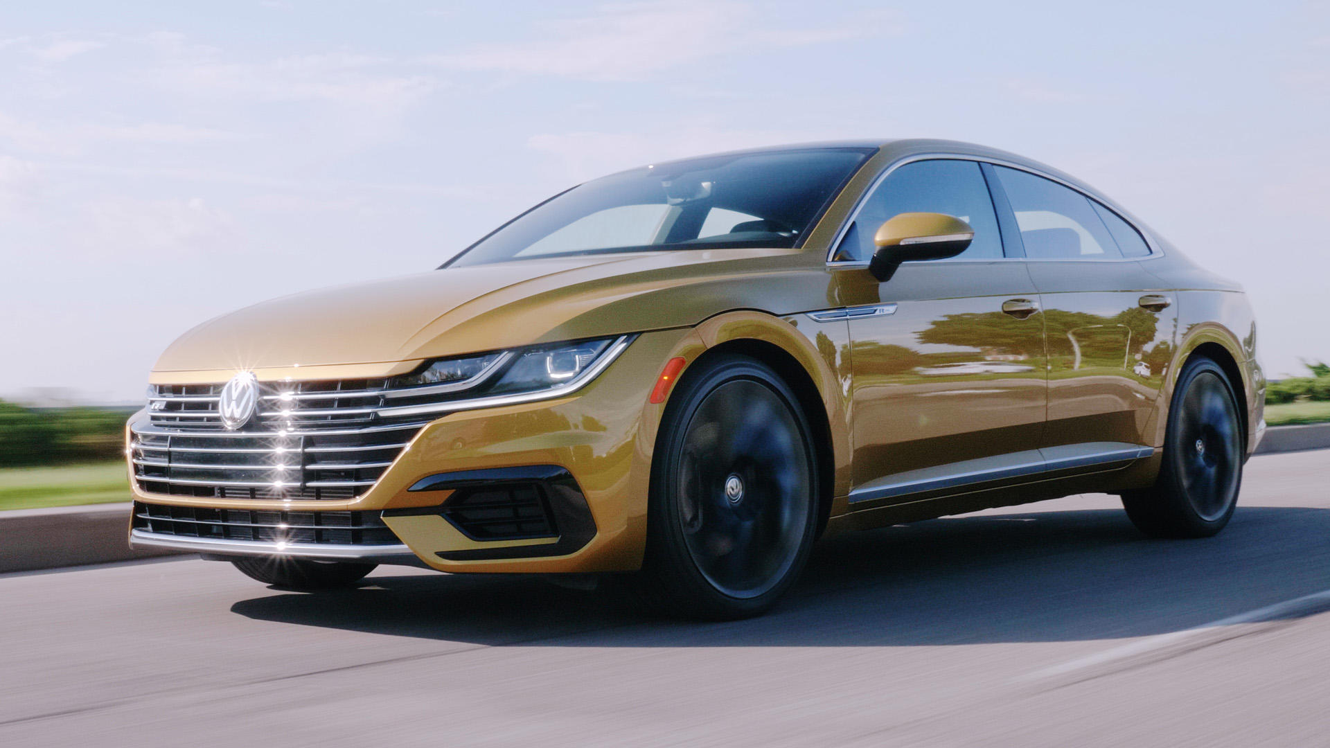Video: 2019 Volkswagen Arteon Review: A serious luxury bargain