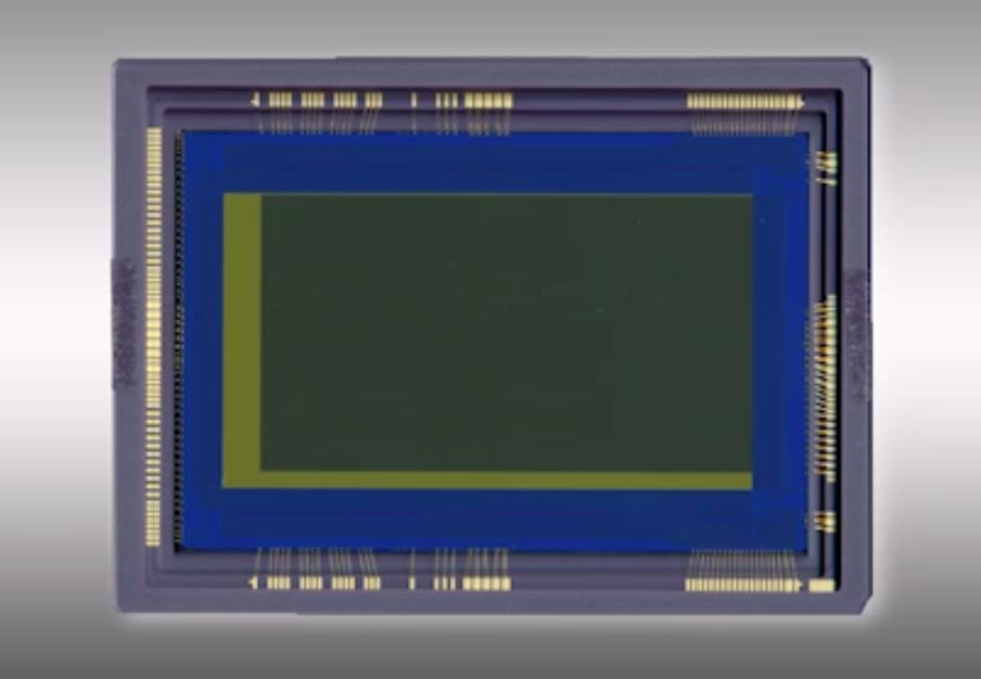 Canon's video sensor prototype is extremely sensitive in low-light conditions.