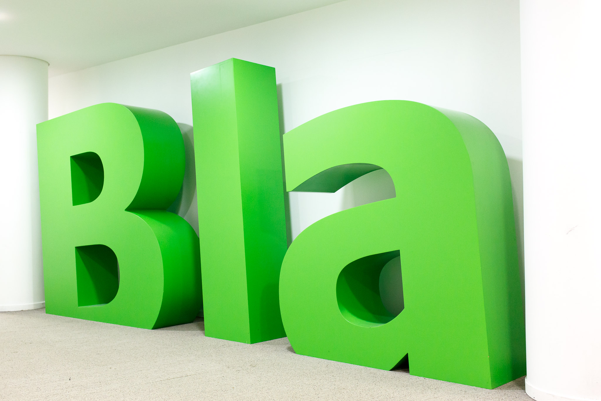 """The """"bla' in BlaBlaCar's name refers to a setting where users can say how chatty they are -- bla for taciturn, blabla for average and blablabla for very talkative."""