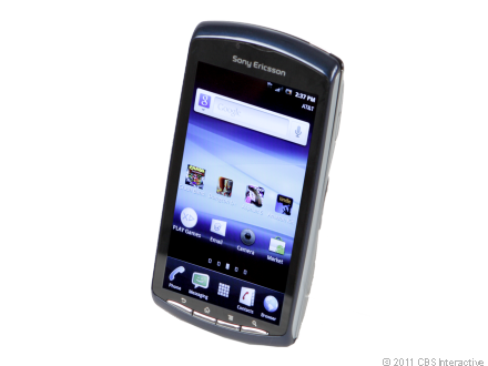 Sony Ericsson Xperia Play 4G (AT&T)