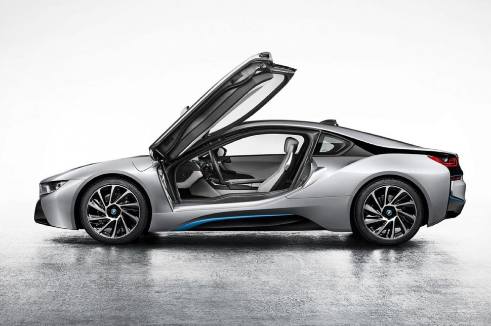 Production BMW i8 hopes for better karma than other RE-EVs