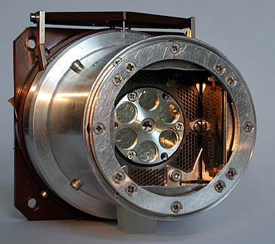 Alpha Particle X-Ray Spectrometer