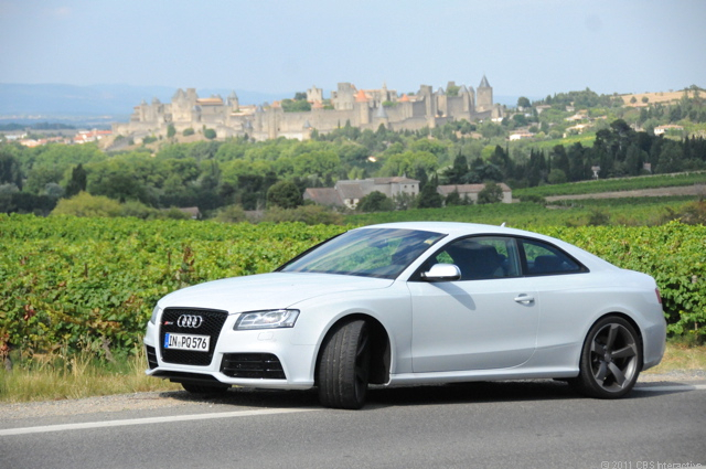RS 5 at Carcassonne