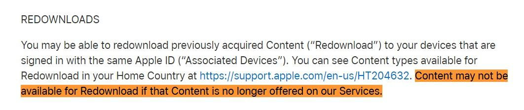 apple-redownloads-policy