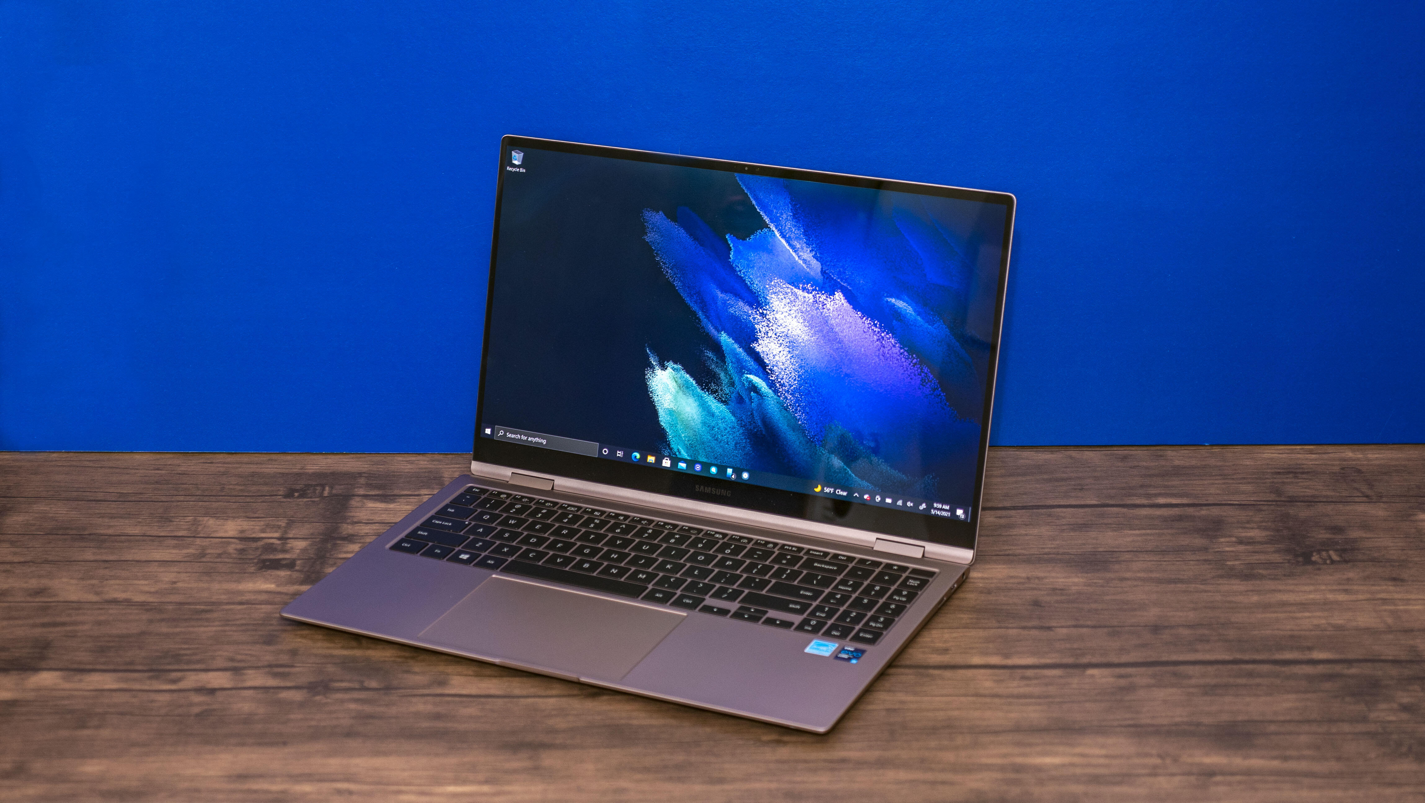 Samsung's Galaxy Book Pro 360 is the slim, elegant 2-in-1 partner for your Galaxy phone