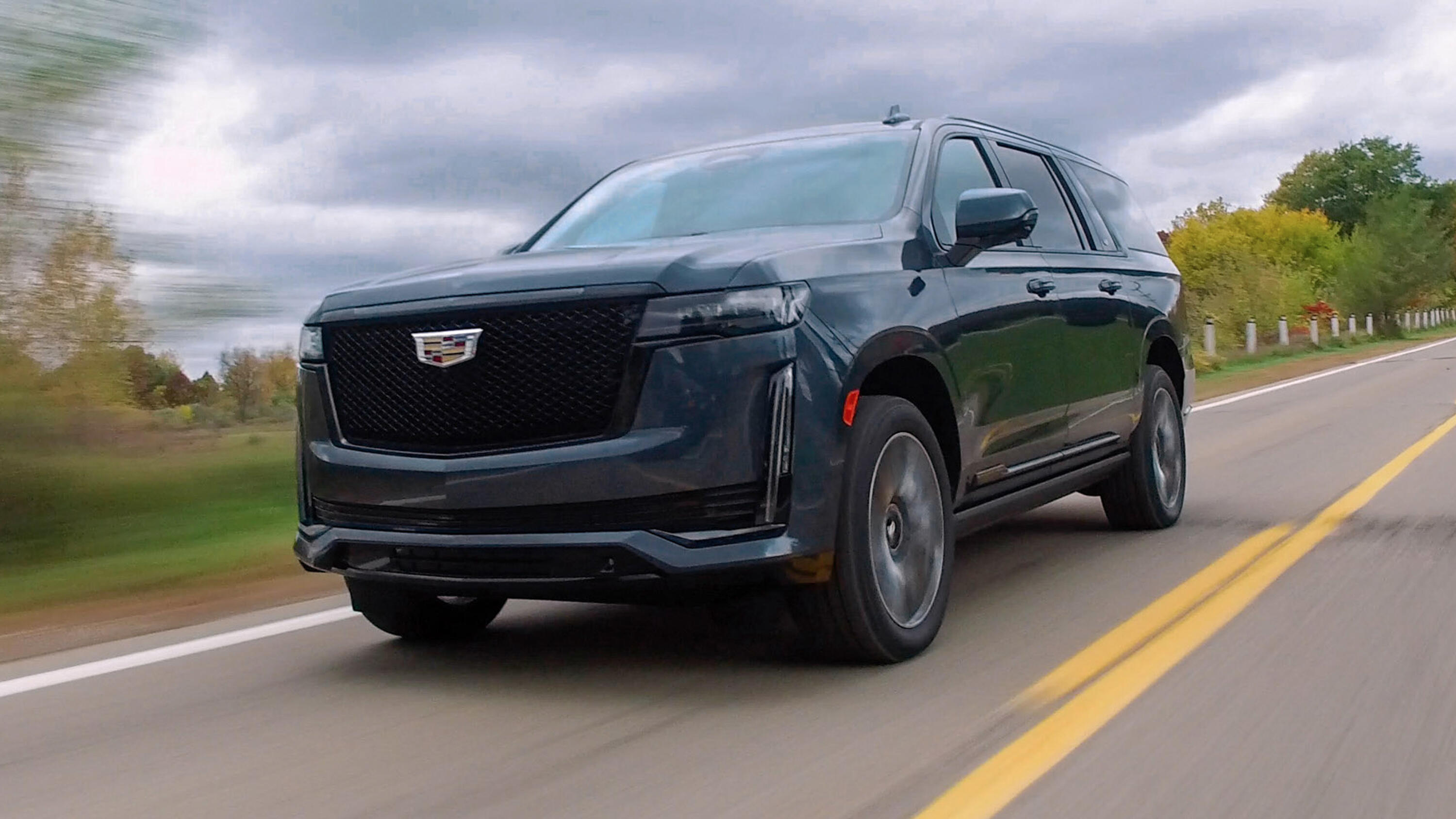 Video: The 2021 Cadillac Escalade is truly luxurious