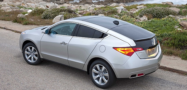 The ZDX will slot in price and size between the RL and MDX.