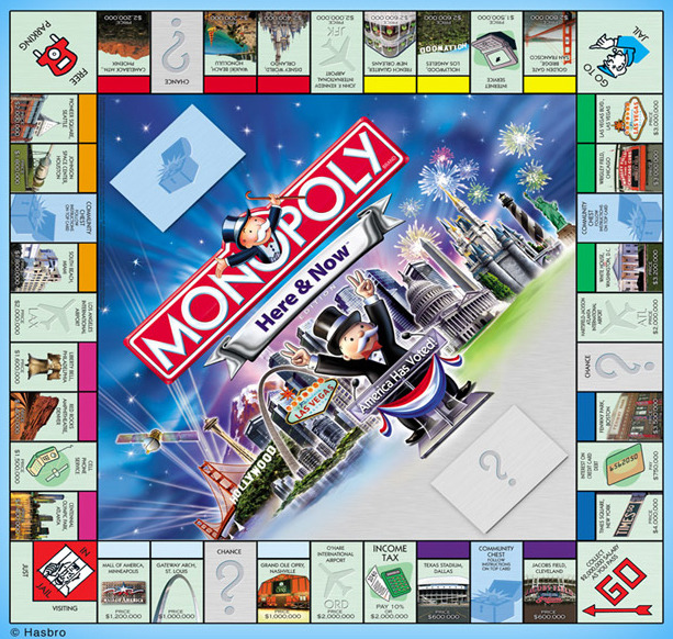 Monopoly (and other board games)