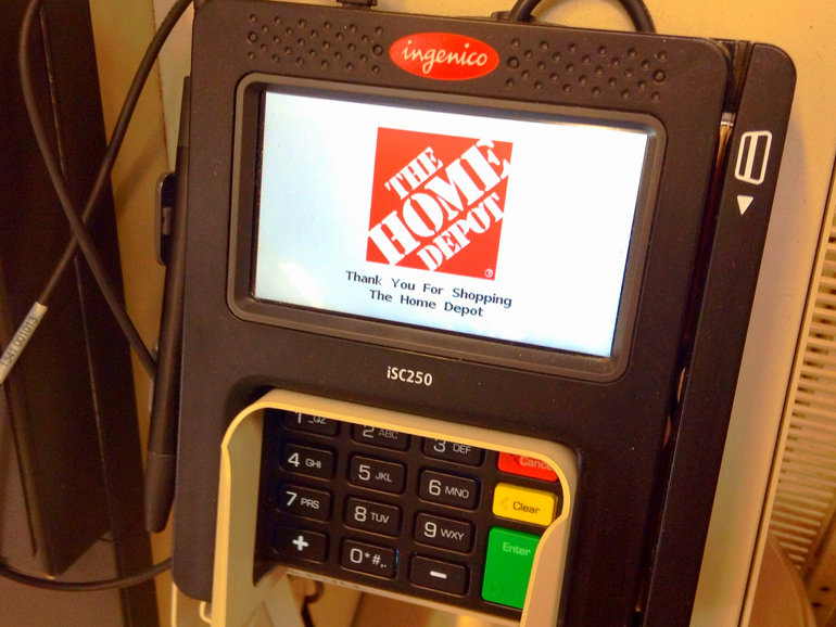 Home Depot hit with months-long breach