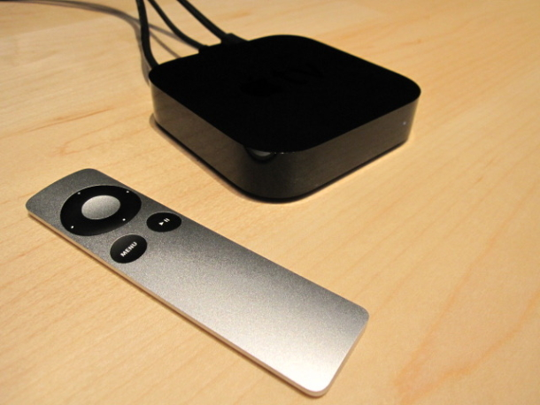 The Apple TV is the top set-top box, but it doesn't have much of a market to stake claim to.