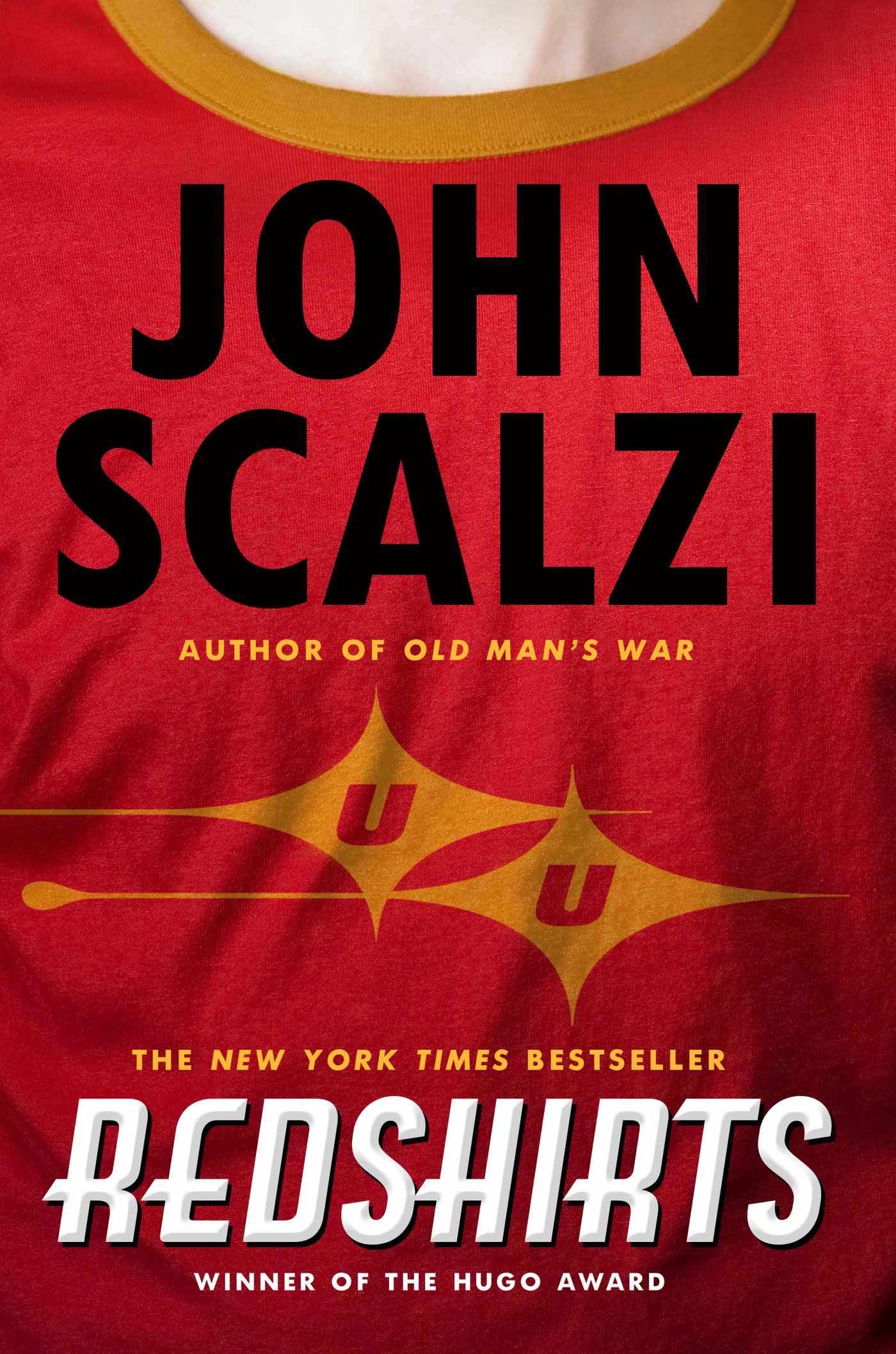 """John Scalzi's sci-fi comedic novel """"Redshirts"""" will soon be a limited-series TV show on FX."""