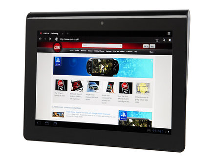 Sony Tablet S screen