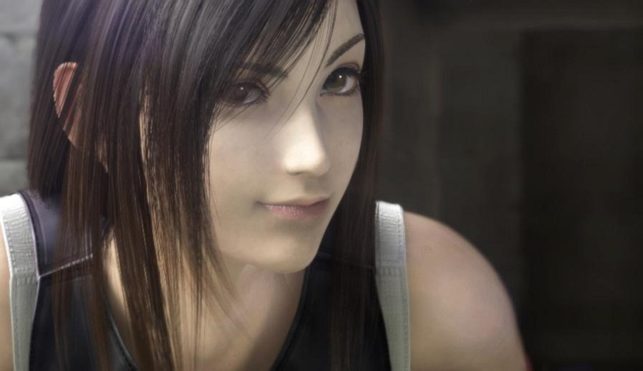 17. Tifa Lockhart, Final Fantasy