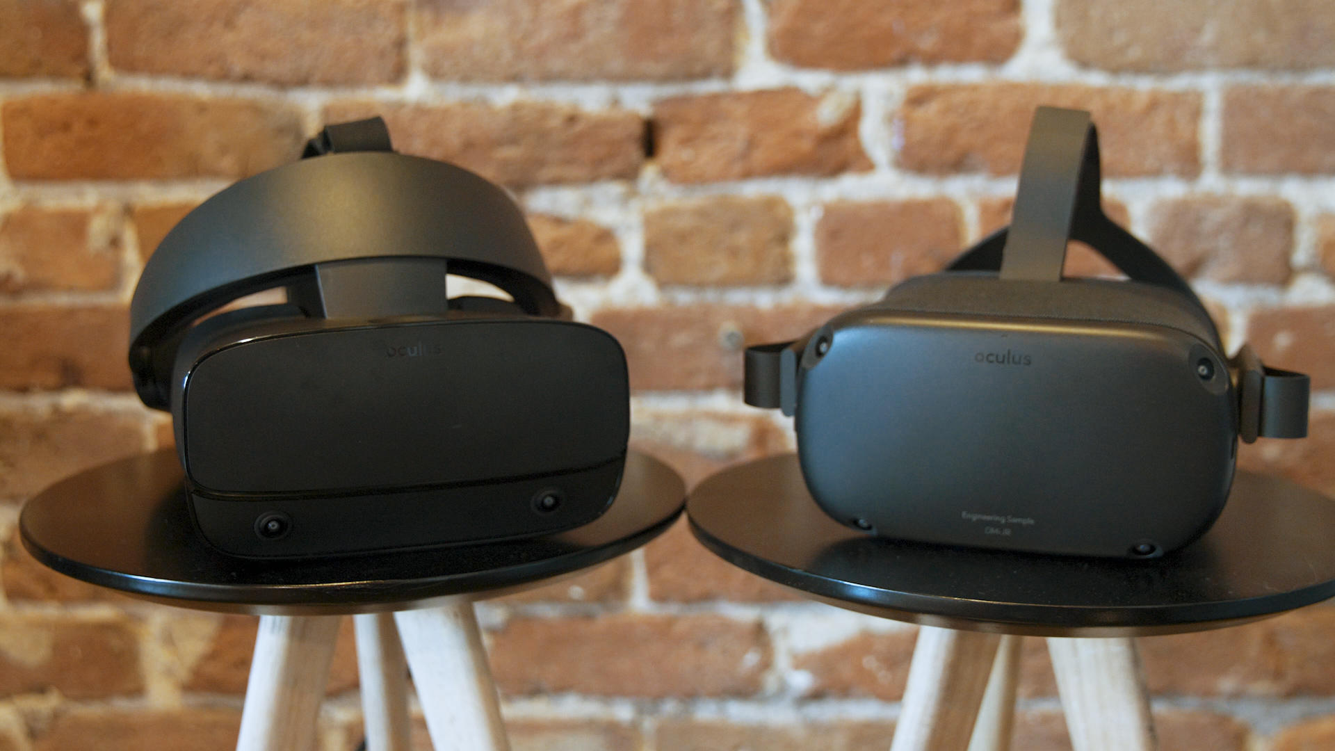 Video: First look at Oculus Quest and Oculus Rift S