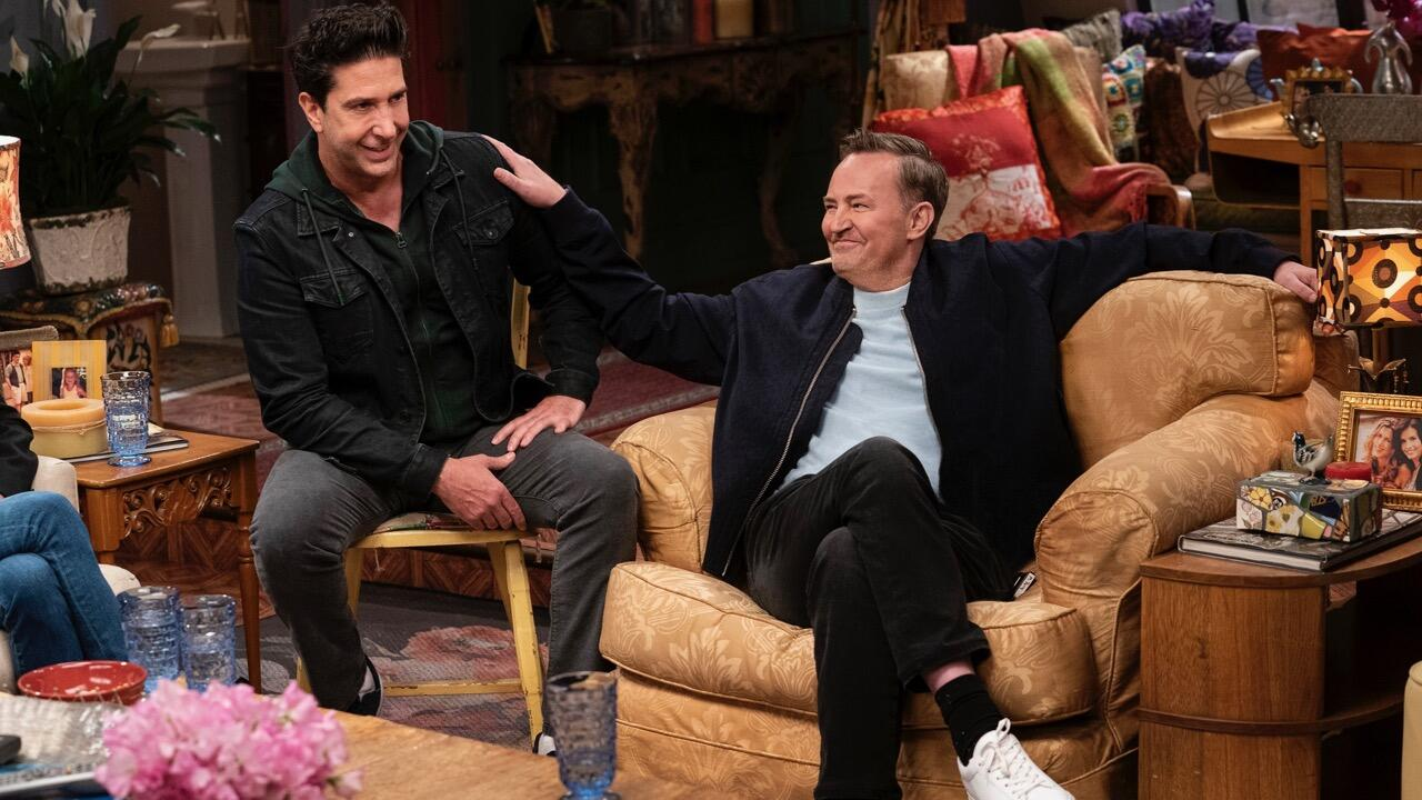 Friends: The Reunion offers up six especially memorable moments     – CNET