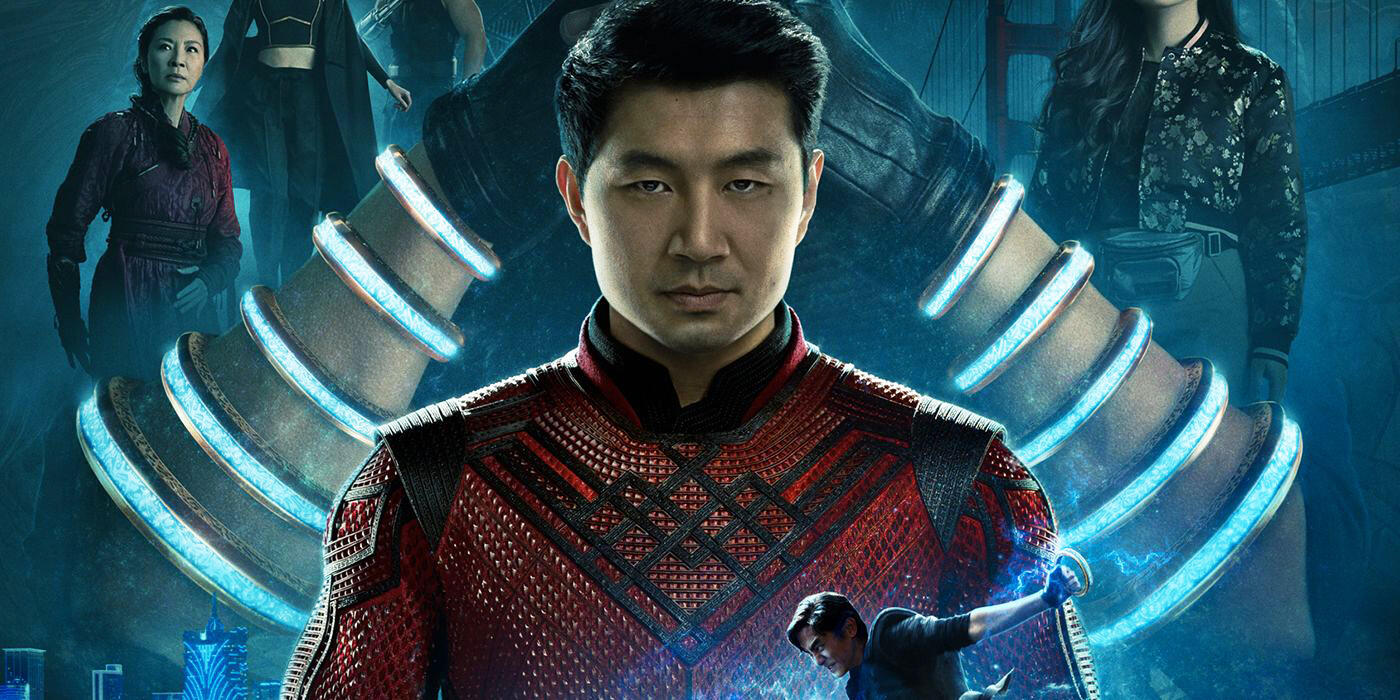 """Simu Liu in """"Shang-Chi and the Legend of the Ten Rings"""" (2021)"""