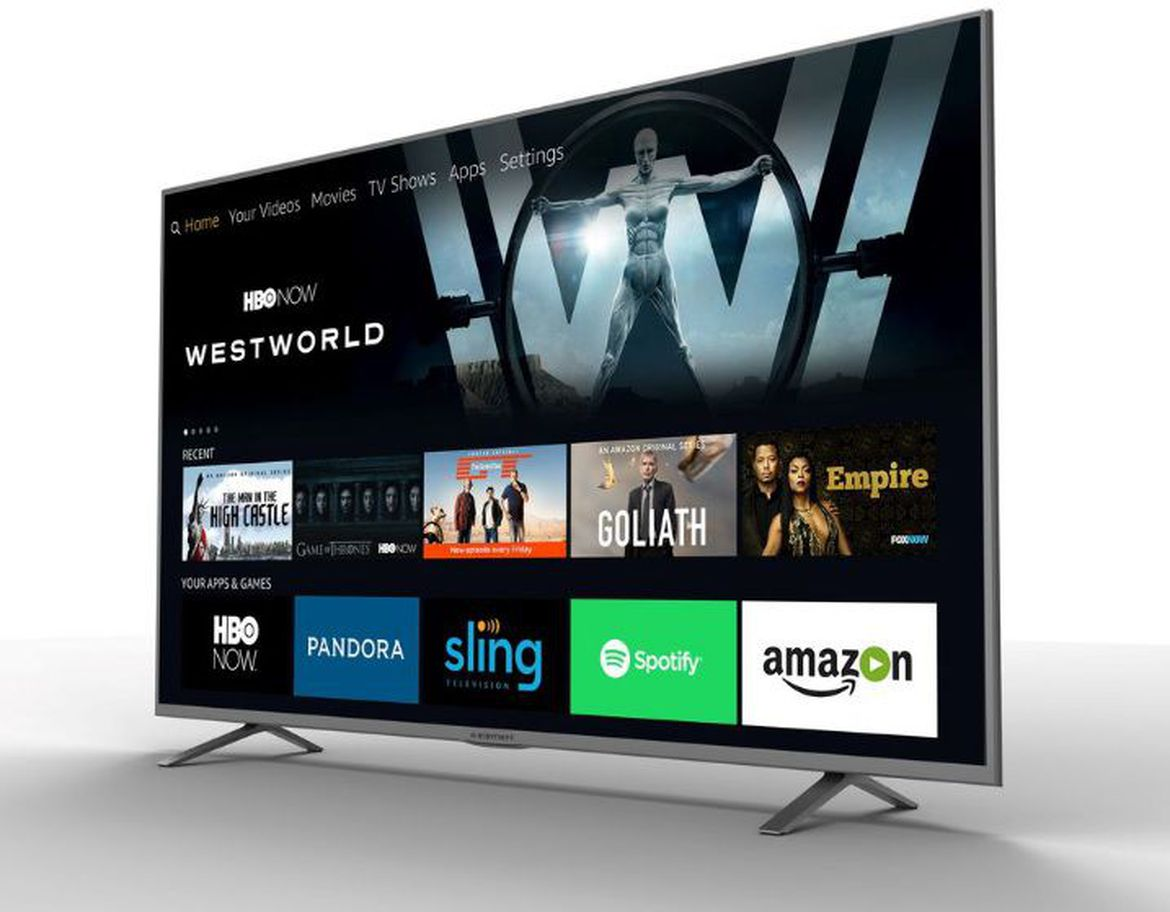 Element, Sieki and Westinghouse smart TVs