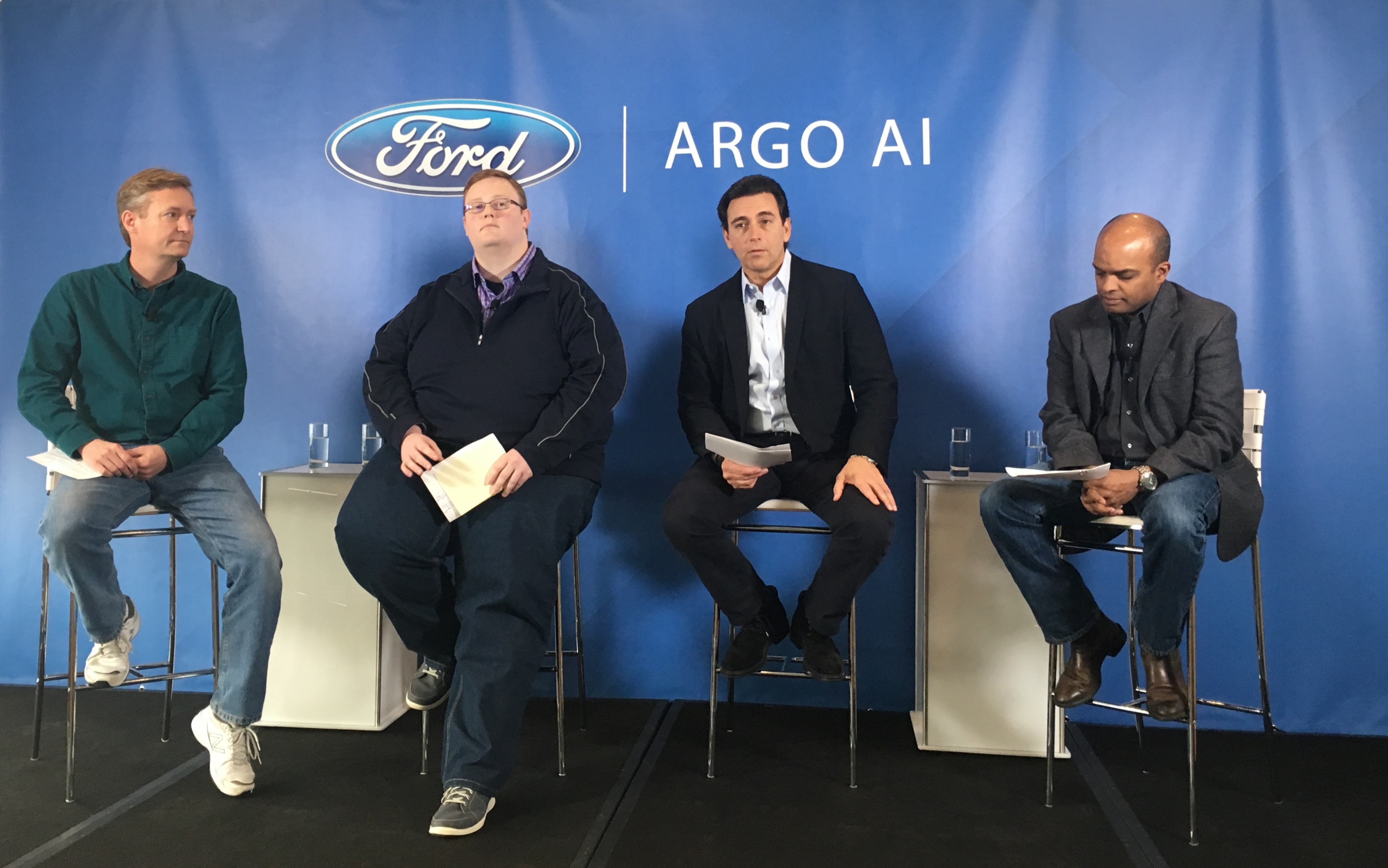 Ford and Argo AI announce investment