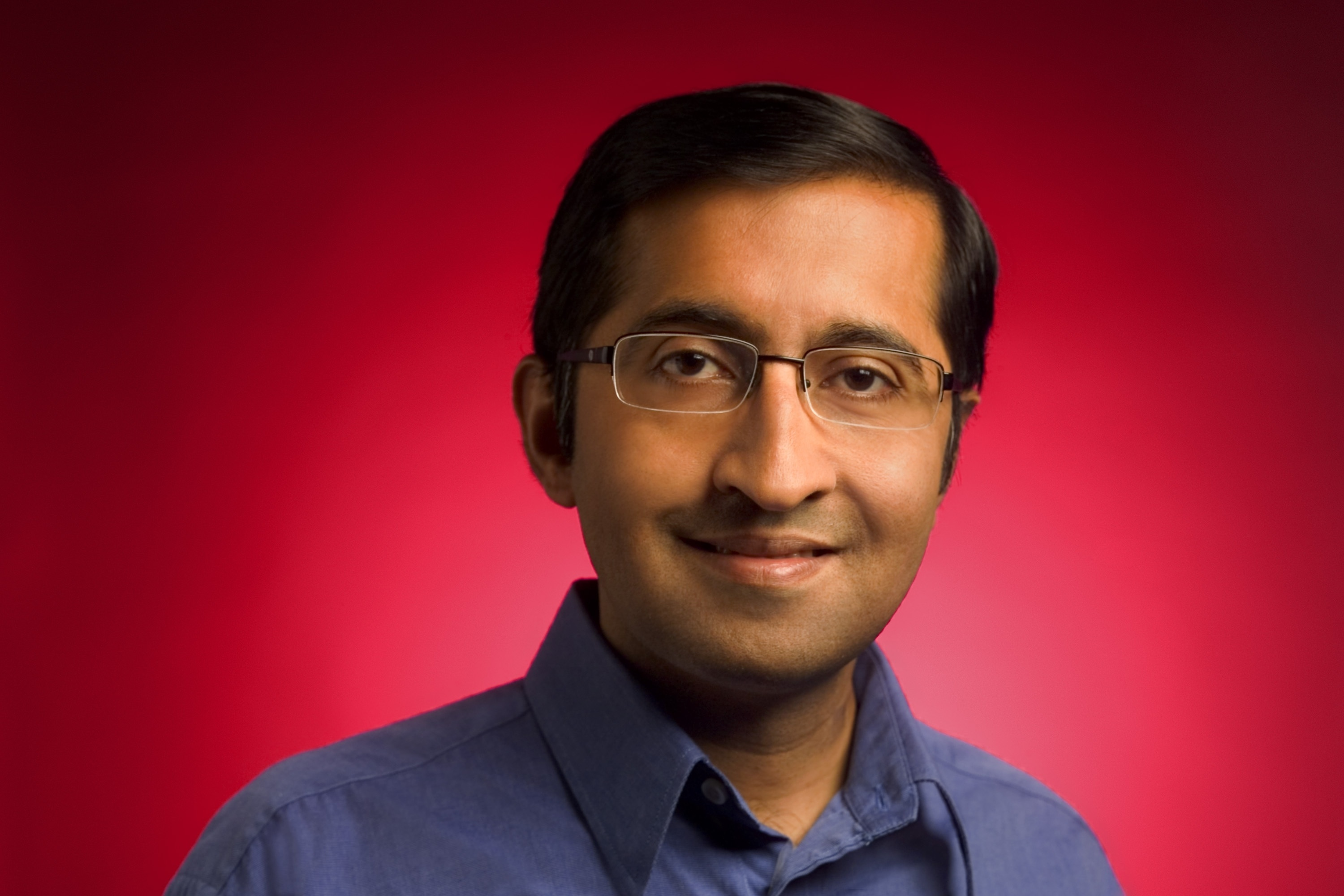 Krishna Bharat, founder and engineering head of Google News
