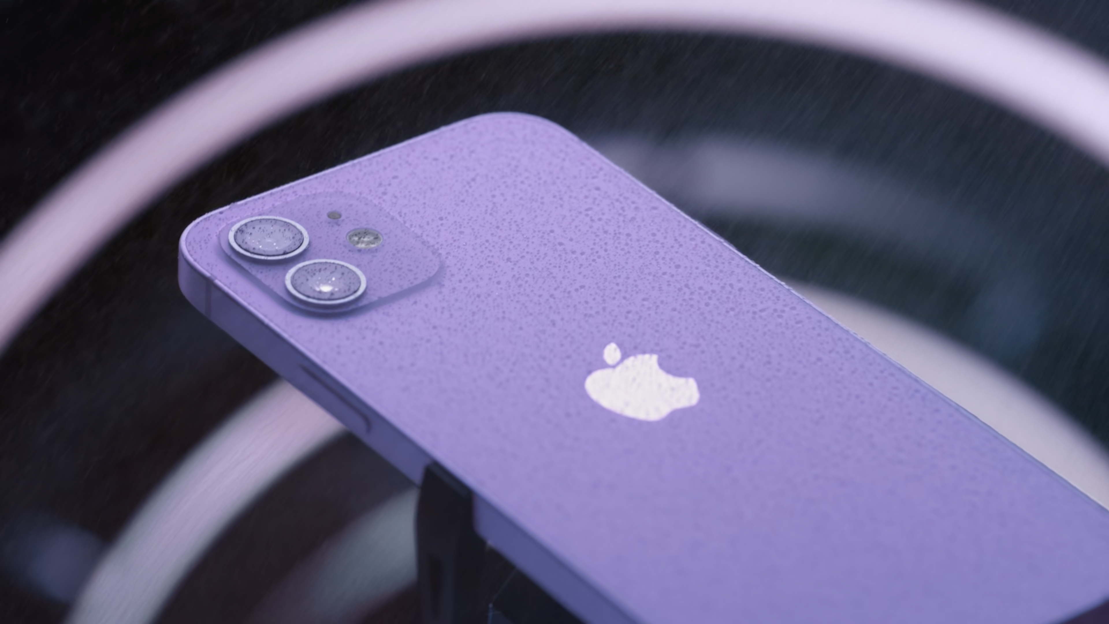 Mmmmm purple: Apple just gave iPhone 12 and 12 Mini a new color for spring – CNET