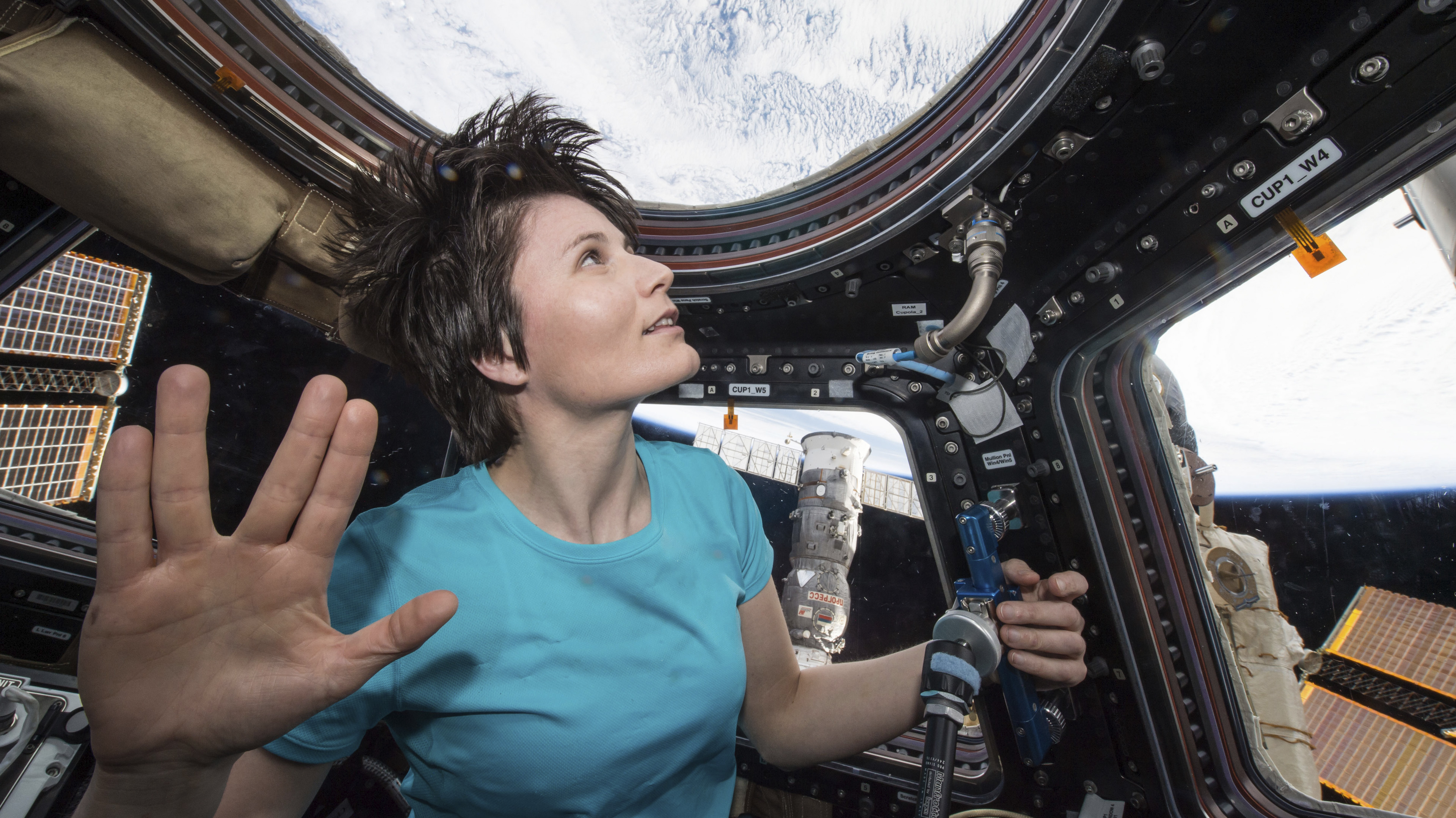 Astronauts share intimate stories of life among the stars in touching new documentary